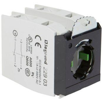 Control Si Semnalizare Osmoz S-E 3P Contacts 2Nonf Vis Legrand 022966
