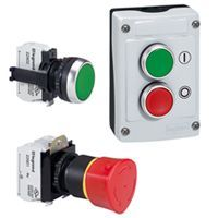 Control Si Semnalizare Osmoz Bloc Led Alb130V Racord Surub Legrand 022930
