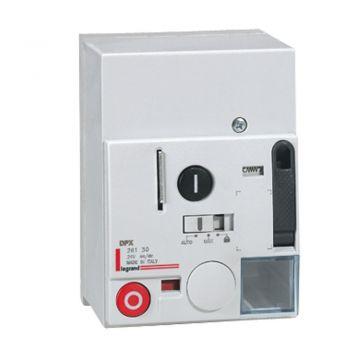 Aparataj Si Protectie Dpx250 Cde A Dist-Frontale 24V Legrand 026130