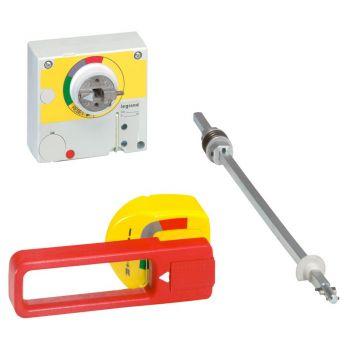 Aparataj Si Protectie Kit Convers Com Oprire Urgent Legrand 026280