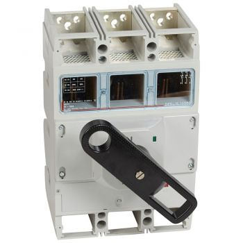 Intrerupator Putere Dpx Is 1600 3P 800A Legrand 026591