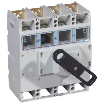 Intrerupator Putere Dpx Is 1600 4P 1250A Legrand 026597