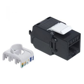 Priza date RJ45 Cat6 Netsafe UTP connector vimar Net Safe 03009-13