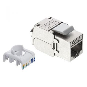 Priza date RJ45 Cat6 Netsafe FTP connector vimar Net Safe 03009-14