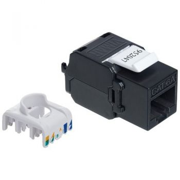 Priza date RJ45 Cat6A Netsafe UTP connector vimar Net Safe 03009-15