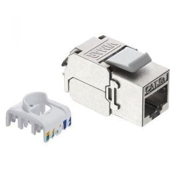 Priza date RJ45 Cat6A Netsafe FTP connector vimar Net Safe 03009-16