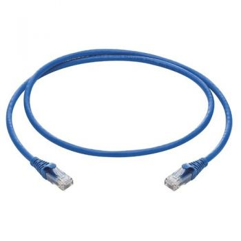Priza date RJ45 Cat6 U-UTP patch cord - 1m vimar Net Safe 03019-1
