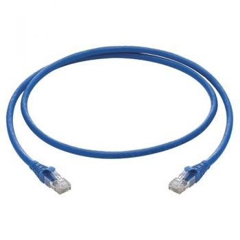 Priza date RJ45 Cat6 S-FTP patch cord - 1m vimar Net Safe 03020-1