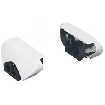 Coloana Aluminiu Set Capace Profil Sustinere Legrand 030714
