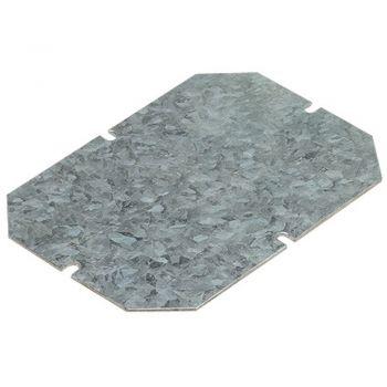 Doza Derivatie Rama De Fond Metal 130X130 Legrand 035810
