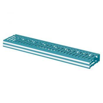 Canal Cablu Perforat Lina 25X80 6-6 5 Bleu Bdes Blc Legrand 036203