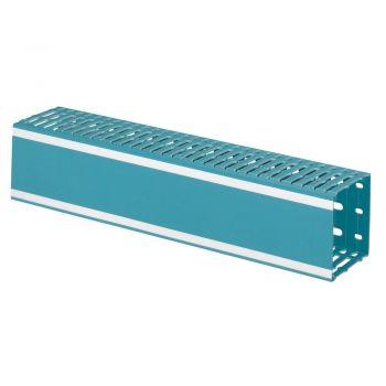 Canal Cablu Perforat Jgheab Lina 40X40 Albastru Legrand 036206