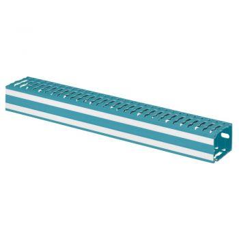 Canal Cablu Perforat Jgheab Lina 80X60 Albastru Legrand 036216