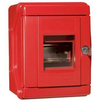 Toblou Emergenta Coffret Securite 4 Module Legrand 038083