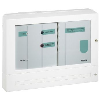 Sistem De Alarma Si Incendiu Detecteur Autonome Declencheur Legrand 040600