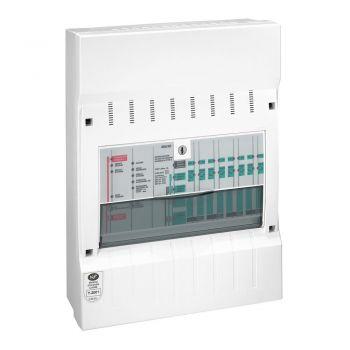 Sistem De Alarma Si Incendiu Tableau Alarme 2-8 Boucles Legrand 040650