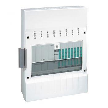 Sistem De Alarma Si Incendiu Tableau Mise En Secur-2-8Ligne Legrand 040652