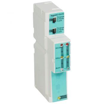 Sistem De Alarma Si Incendiu Module Ligne Mise En Secur-2L Legrand 040690