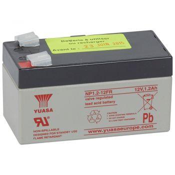 Sistem De Alarma Si Incendiu Batterie Au Plomb 12V 1 2Ah Legrand 040747