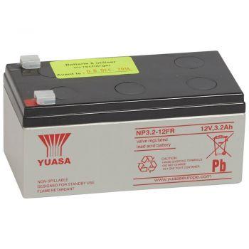 Sistem De Alarma Si Incendiu Batterie Plomb 3Ah 12V Legrand 040748