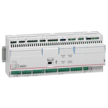 Iluminat Hotel Controleur Ip 12 Modules Hotel Legrand 048412