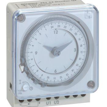 Ceas Programator Priza Timer I-Hor-Cadr-Res-Jour 230V 50-60 Legrand 049754