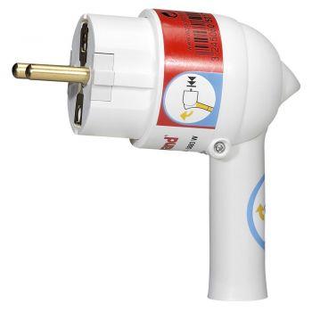 Stecher Priza Cupla Adaptor Fisa Extragere Usoara 2P-Plus-T 16A Alba Legrand 050175