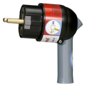Stecher Priza Cupla Adaptor Fisa Extragere Usoara 2P-Plus-T 16A Neagra Legrand 050176