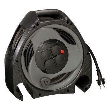 Derulator Cablu Electric Enrouleur 4X2P-Plus-T Voy25M Cable Legrand 050756
