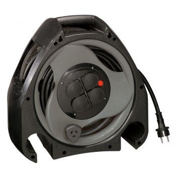 Derulator Cablu Electric Enrouleur 4X2P-Plus-T Voy50M Cable Legrand 050757