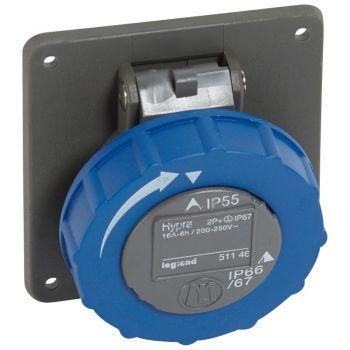 Prize Si Fise Industriale Hypra Socle Tableau 2P-Plus-T 16A 230V Legrand 051146