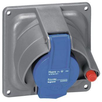 Prize Si Fise Industriale Hypra Prisinter 2P-Plus-T 16A 230V Plast Legrand 052002