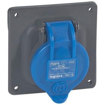 Prize Si Fise Industriale Hypra Socle Tableau 2P-Plus-T 16A 230V Legrand 052018