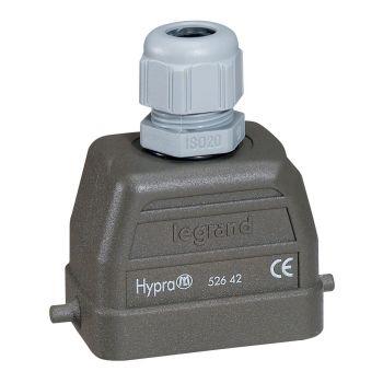 Conector Multipolar Industrial Kit Sortie Haute 35A 6P Legrand 052615