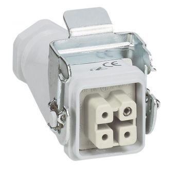 Conector Multipolar Industrial Prolongateur 3P Legrand 052626