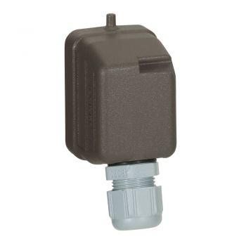 Conector Multipolar Industrial Capot Sortie Droite 6P Legrand 052630