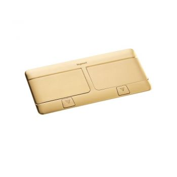 Doza Pardoseala Pop-Up Pop-Up Boxes Finisaj Bronz 8 Module Legrand 054018