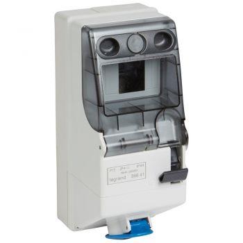 Tablouri Industriale Tempra P17 Priza 2P-Plus-T 16A 230V Ip44 Legrand 056641