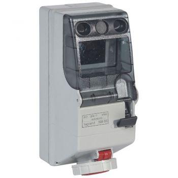 Tablouri Industriale Tempra Priza 3P-Plus-T 16A 400V Ip66 Legrand 056665