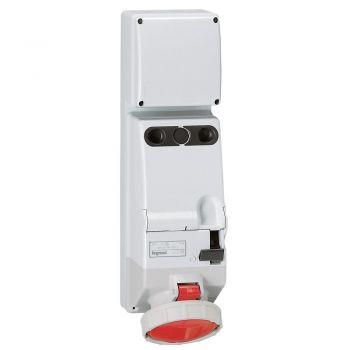 Tablouri Industriale Tempra Coff-Plus-Inter 3P-Plus-T 63A 400V Ip66 Legrand 057298