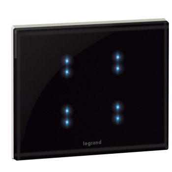 Legrand My Home Scenarii Cde Multifct Tact-Bus Graph Legrand 067245