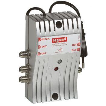 Accesorii Tv Amplifier 1E-4E 862Mhz Legrand 073951