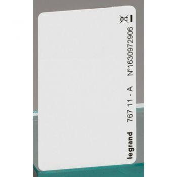 Iluminat Hotel Card Iso Format 85X54Mm Legrand 076711