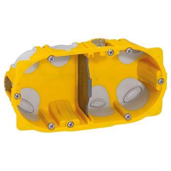 Doza Aparataj Ecobatibox 2-Post Sau 4-5M Gips-Carton Adanc-40Mm Montaj Ingropat Legrand 080022
