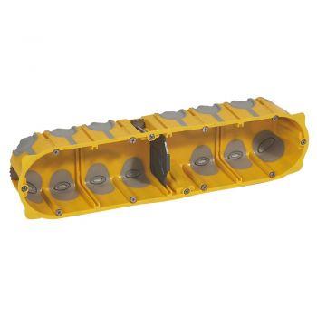Doza Aparataj Ecobatibox 4-Post Sau 8-10M Gips-Carton Adanc-50Mm Montaj Ingropat Legrand 080034