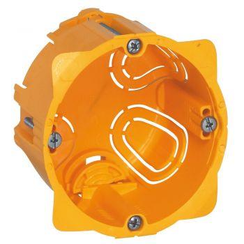 Doza Aparataj Batibox 1-Post Sau 2M Gips-Carton Adanc-50Mm Montaj Ingropat Legrand 080051