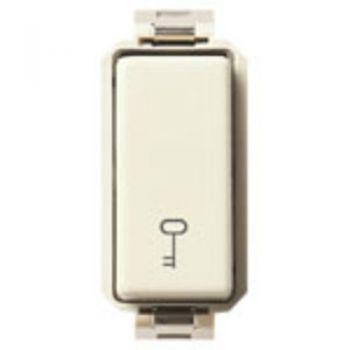 Buton cu revenire 1P NO 10A key symbol vimar 8000 08263