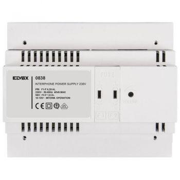 Interphone power supp 230V vimar ELVOX Door entry 0838