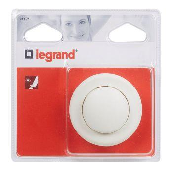 Intrerupator Pe Fir Int-P-Lamp-Pied Car-Blc 2A Legrand 091171