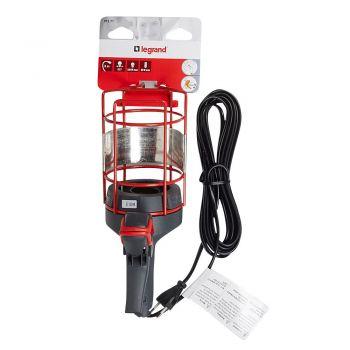 Lampa Mobila Lmp Intervent 100W Grila Metal Legrand 091271